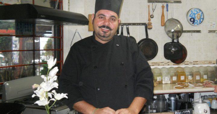 Un recorrido culinario por el Líbano y Palestina con el Chef Mohamed Ramadán