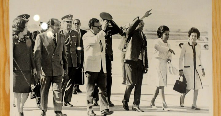 La exposición en el Carrillo Gil 45 años después