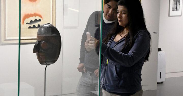 Exposición sobre Wolfgang Paalen en el museo Carillo Gil