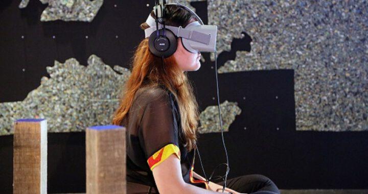 El Festival Internacional Inmersiva en el Centro de Cultura Digital