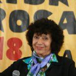 Luisa Valenzuela: no hay patrones ni moldes, si se quiere escribir de verdad