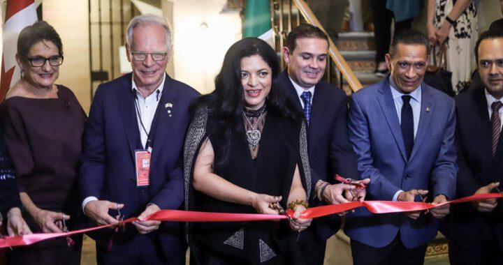 El Cervantino tiene como fundamento construir redes de colaboración entre artistas y países